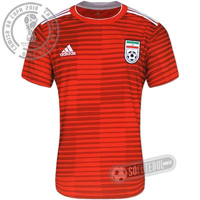 Camisa Irã - Modelo II