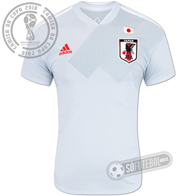 Camisa Japão - Modelo II