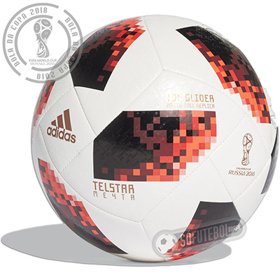 Bola Adidas Telstar Mechta Knockout FIFA World Cup 2018 Top Glider