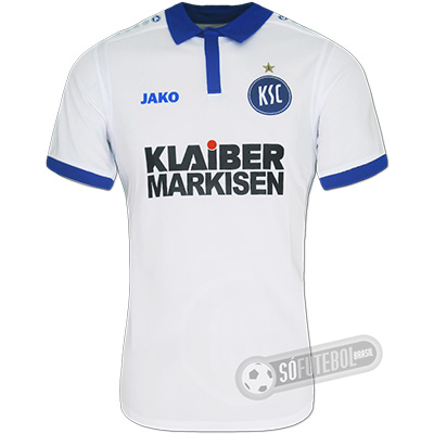 Camisa Karlsruher - Modelo II