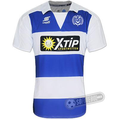 Camisa Duisburg - Modelo I