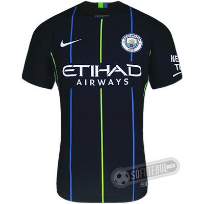 Camisa Manchester City - Modelo II