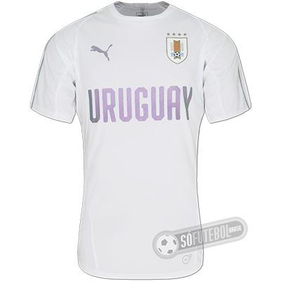 Camisa Uruguai - Treino