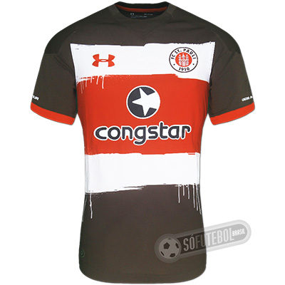 Camisa Sankt Pauli - Modelo I