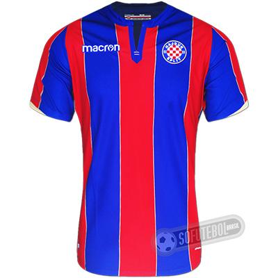 Camisa Hajduk Split - Modelo II