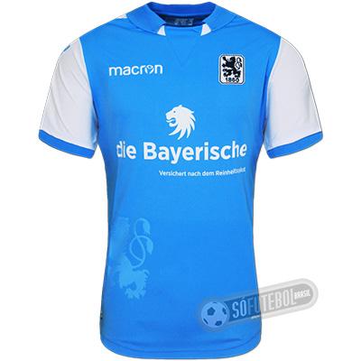 Camisa München 1860 (Munique 1860) - Modelo I
