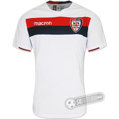 Camisa Cagliari - Modelo II