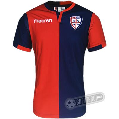 Camisa Cagliari - Modelo I