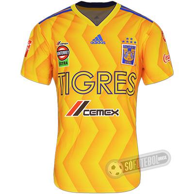 Camisa Tigres - Modelo I