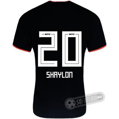 Camisa São Paulo - Modelo II (SHAYLON #20)