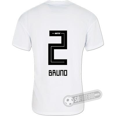 Camisa São Paulo - Modelo I (BRUNO #2)