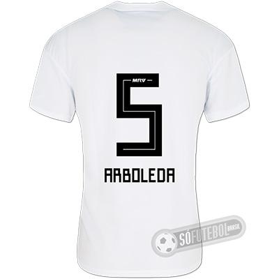 Camisa São Paulo - Modelo I (ARBOLEDA #5)
