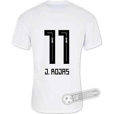 Camisa São Paulo - Modelo I (J. ROJAS #11)