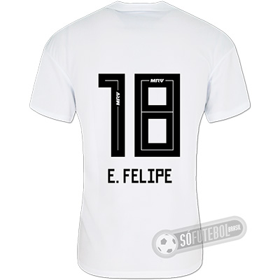 Camisa São Paulo - Modelo I (E. FELIPE #18)