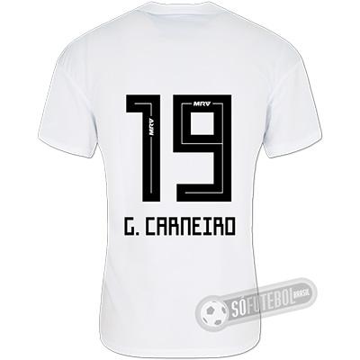 Camisa São Paulo - Modelo I (G. CARNEIRO #19)