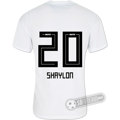Camisa São Paulo - Modelo I (SHAYLON #20)