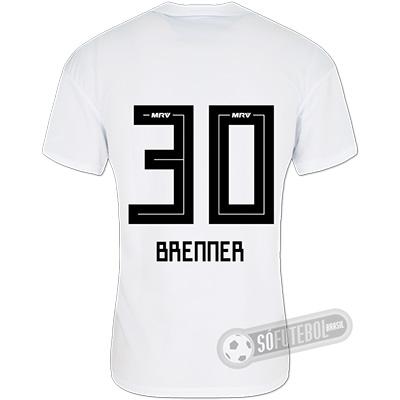 Camisa São Paulo - Modelo I (BRENNER #30)