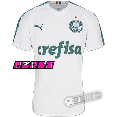 Camisa Palmeiras - Modelo II Feminina