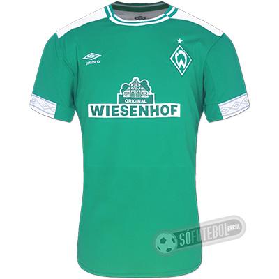 Camisa Werder Bremen - Modelo I
