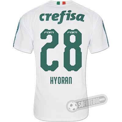 Camisa Palmeiras - Modelo II (HYORAN #28)