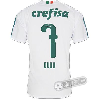 Camisa Palmeiras - Modelo II (DUDU #7)
