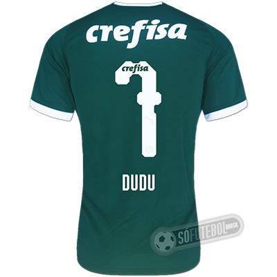Camisa Palmeiras - Modelo I (DUDU #7)
