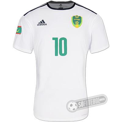 Camisa Mauritânia - Modelo II