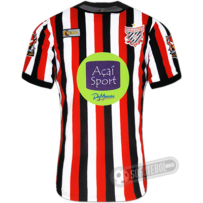 Camisa Paulista de Jundiaí - Modelo I