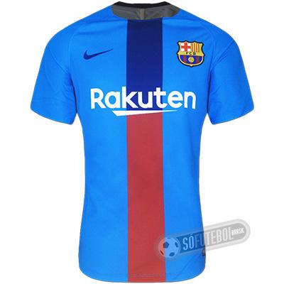 Camisa Barcelona - Treino