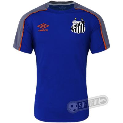 Camisa Santos - Treino