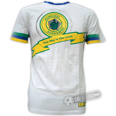 T-Shirt Oficial Mamelodi Sundowns
