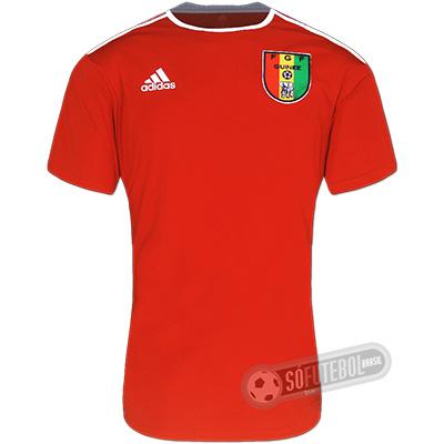 Camisa Guiné - Modelo I