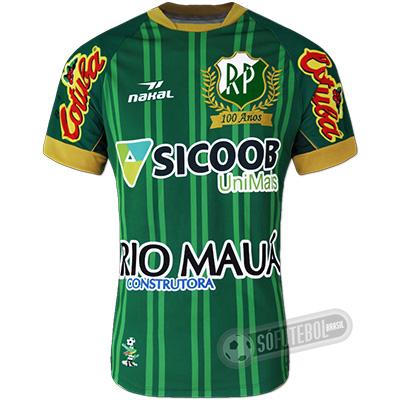 Camisa Rio Preto - Modelo I (Centenário)