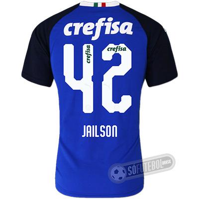 Camisa Palmeiras - Goleiro (JAILSON #42)