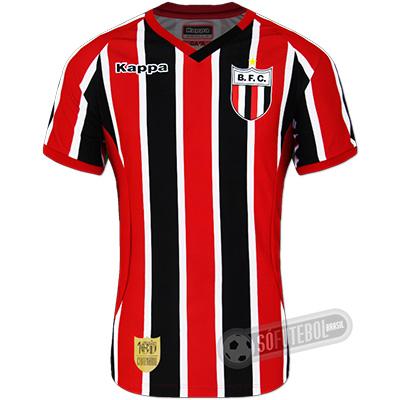 Camisa Botafogo de Ribeirão Preto - Modelo II (Centenário)