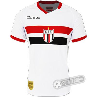 Camisa Botafogo de Ribeirão Preto - Modelo I (Centenário)