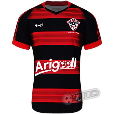 Camisa Atlético Cearense - Modelo II