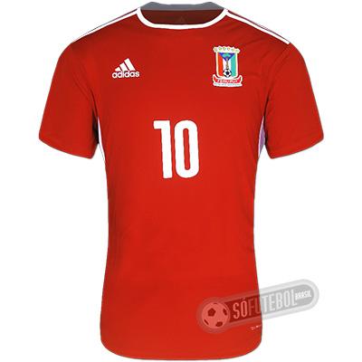 Camisa Guiné Equatorial - Modelo I