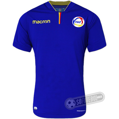 Camisa Andorra - Modelo II