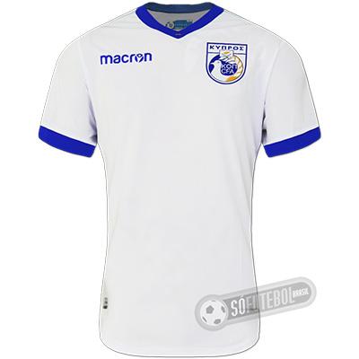 Camisa Chipre - Modelo II