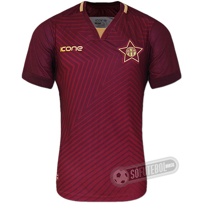 Camisa Portuguesa Carioca - Modelo III