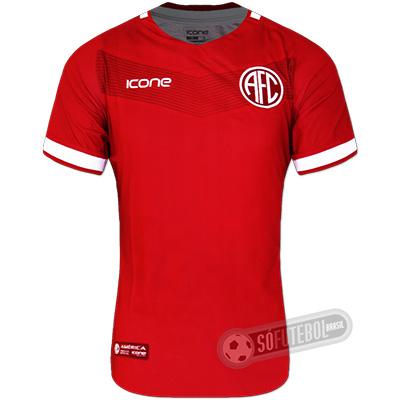 Camisa América RJ - Modelo I