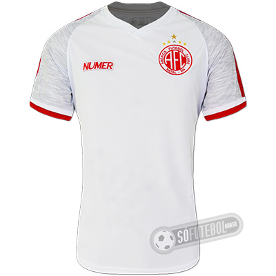 Camisa América de Natal - Modelo II