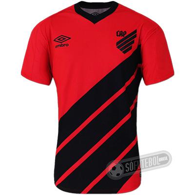 Camisa Athletico Paranaense - Modelo I