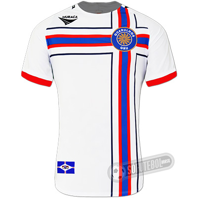 Camisa Desportiva Guarulhos - Modelo II