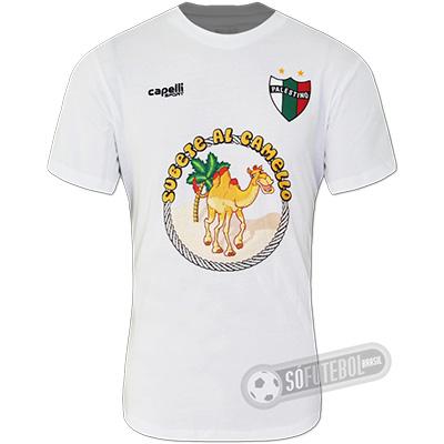 Camiseta Palestino - Subete al Camello