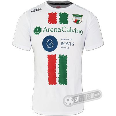 Camisa Lanusei Calcio - Modelo I