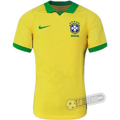 Camisa Brasil - Modelo I