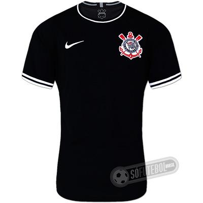 Camisa Corinthians - Modelo II