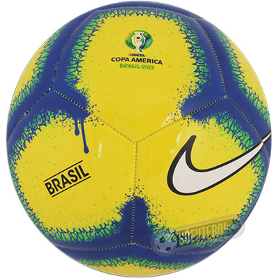 Bola Nike CBF Conmebol Copa América Brasil 2019